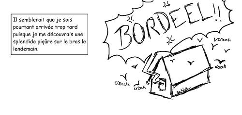 [ Strip ] Moustique en février...