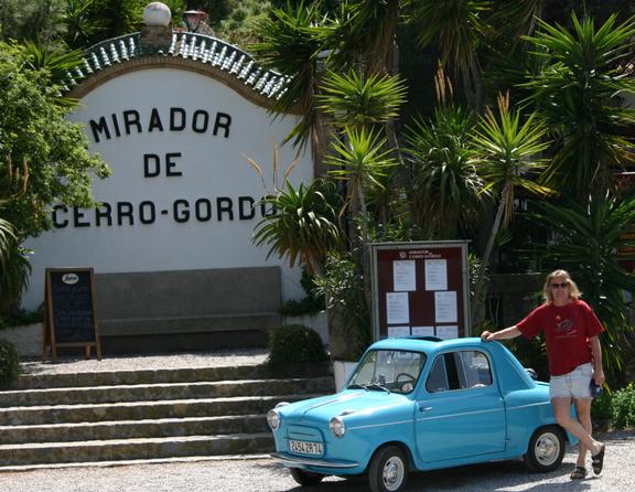 2010: Objectif Cerro Gordo