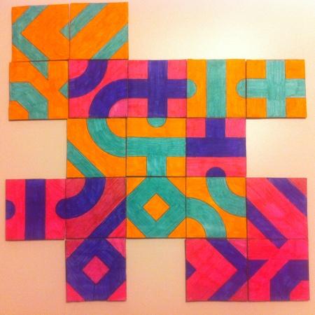 Les infinity tiles rock!