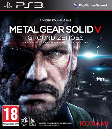 2014-Metal Gear Solid V: The Phantom Pain