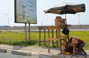 Faire son marché au Togo - Afrique de l'Ouest