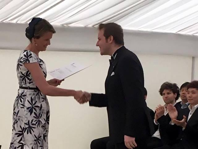 Concours reine Elisabeth-Piano