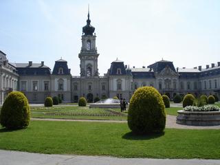Keszthely/ le chateau