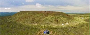 La tombe de Gengis Khan ...