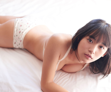 WEB Gravure : ( [Digital shupure photo collection] - Nana Asakawa : 忘れられない冬に/In an unforgettable winter )