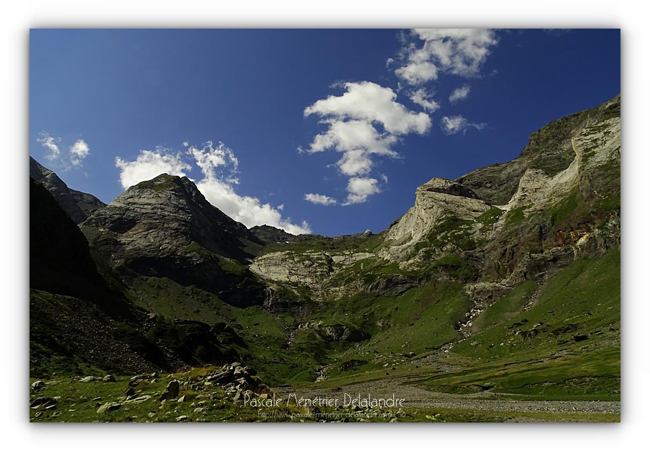 Cirque de Troumouse - hautes Pyrénées