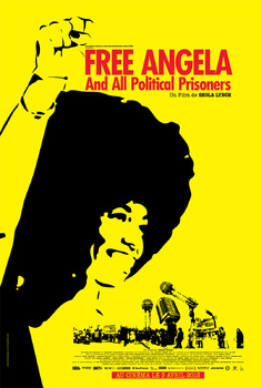 Free Angela and all political prisoners – un film documentaire de Shola Lynch (2012)