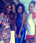 Beyonce: Roc Nation Pre-Grammy Party avec Solange Knowles!