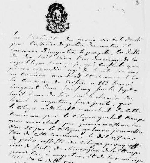 Massacres à la Coudre et au Breuil-sous-Argenton....