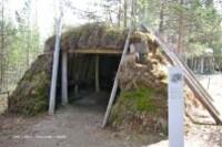 Siida-abri rennes