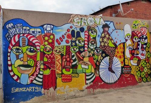 Soweto, suite et fin de la visite