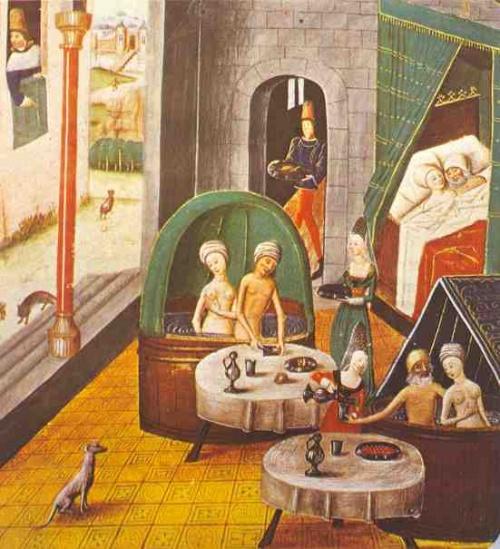 Lavons l'honneur du Moyen-âge ( l'hygiène )
