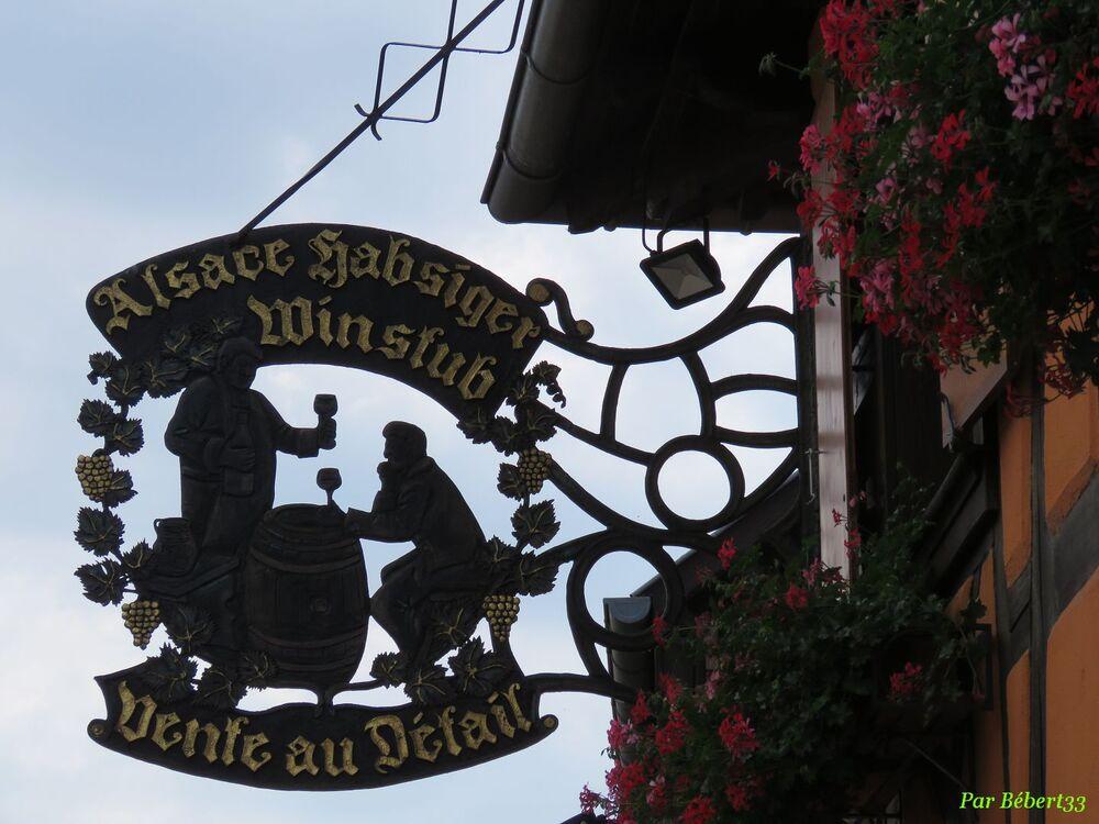 Mittelbergheim en Alsace