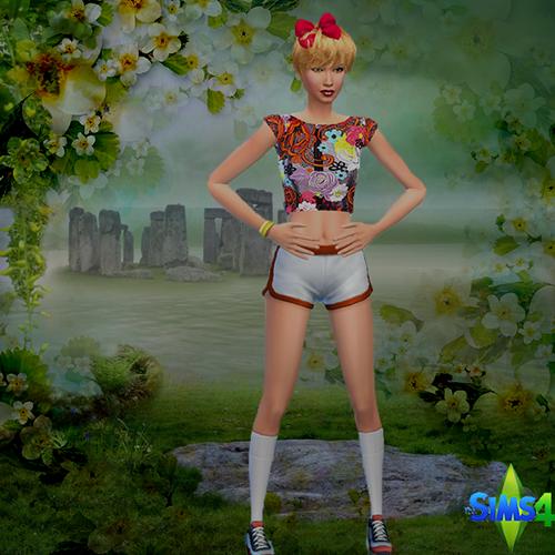 Alicia BAINS(sim4)