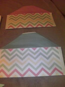 cocooning enveloppe pastel invitation