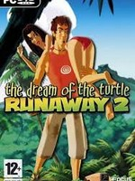 Runaway 2 The Dream of the Turtle affiche