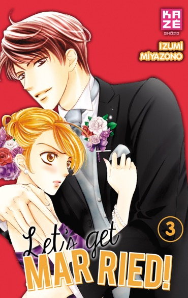 Manga - Manhwa - Let's get married ! Vol.3