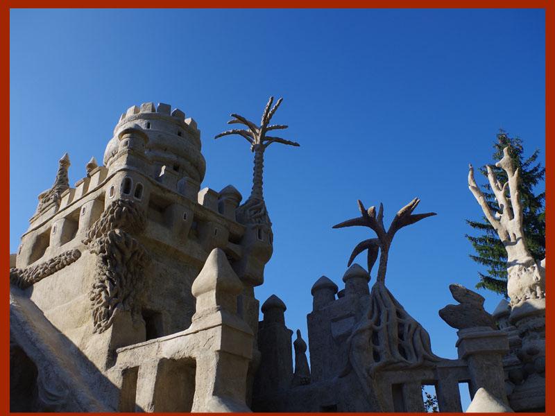 Palais idéal du Facteur Cheval 26390 Hauterive