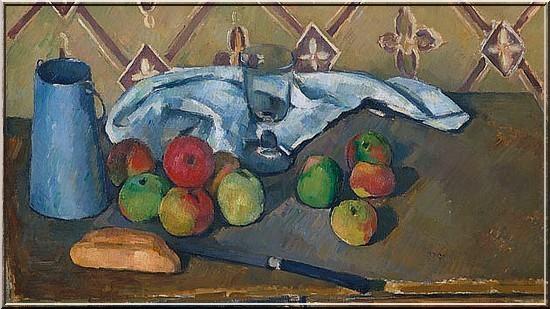 Fruits-serviette-boîte à lait