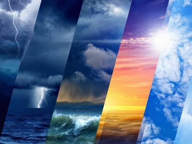 Prévisions saisonnières: la météo pour l'automne et l'hiver 2018