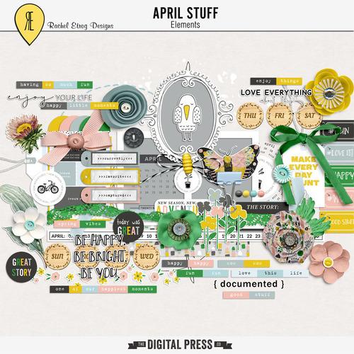 April stuff