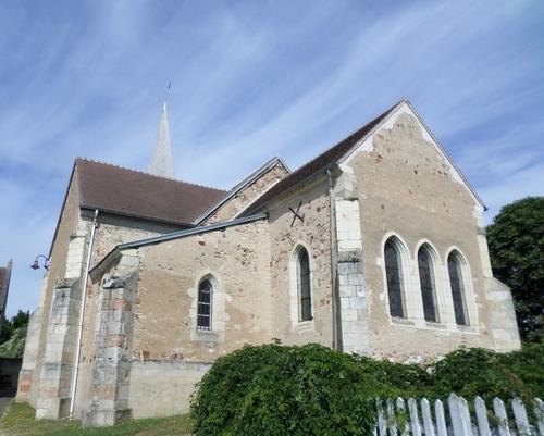 église de Courçais
