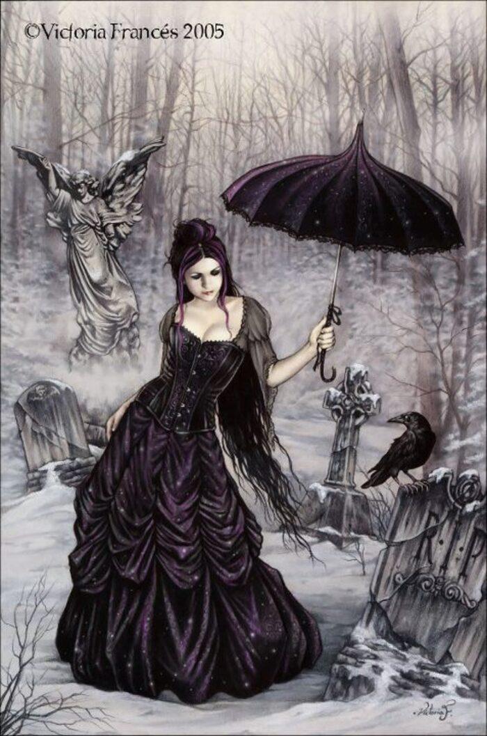 Victoria Francès, artiste