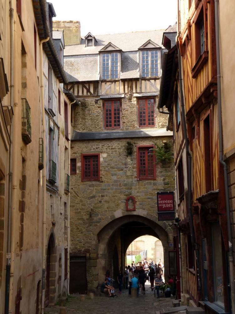 Rue des Portes Mordelaises