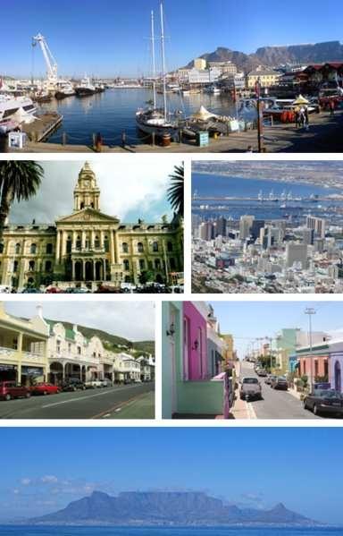 384px-Cape Town Montage
