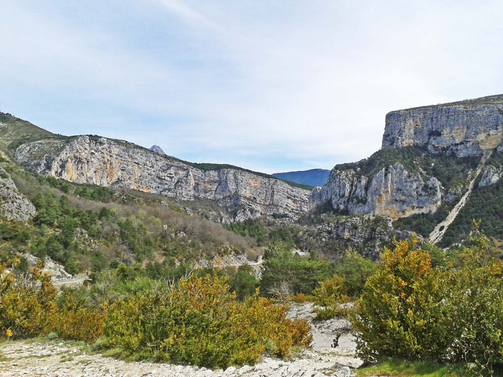 Les Gorges du Verdon ...suite