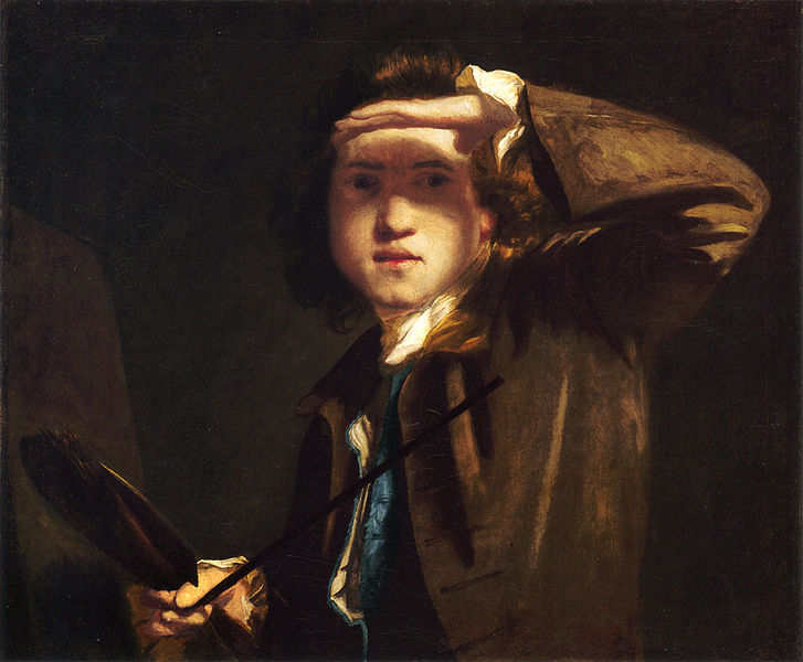 Fichier:Self-portrait c.1747-9 by Joshua Reynolds (2).jpg