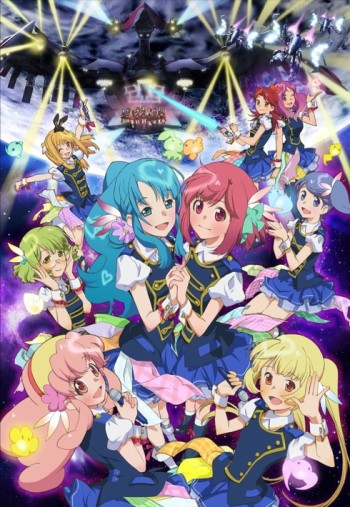 AKB0048: Next Stage انمي