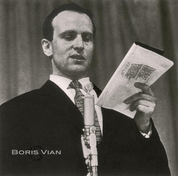 Boris Vian poète