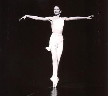 Zizi Jeanmaire. 1924-2020. La Symphonie fantastique. Opéra de Paris. Collection Roland Petit.
