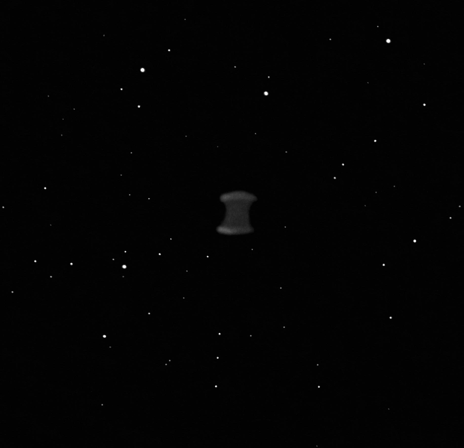 ngc2818A planetary nebula