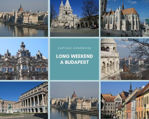 Hongrie: BUDAPEST: 3 jours
