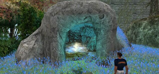 Grotte aux Papillons
