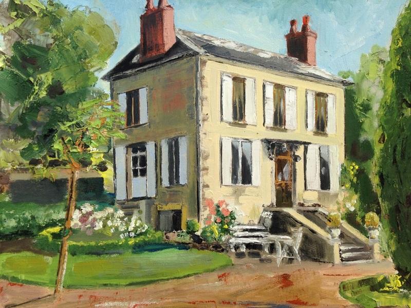 Bas Van Gaalen - House-in-St