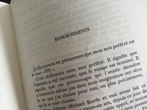 #19 Un thriller/roman policier