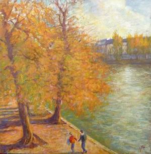 Les quais de Seine ...