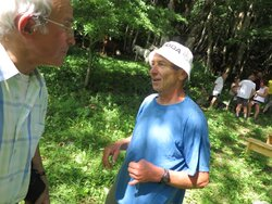 Pélerinage Bertaud-Ste Roselyne en randonnée de Juillet