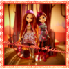 Ever-after-high-photoshoot-Holly & Poppy O\'Hair dolls (3)