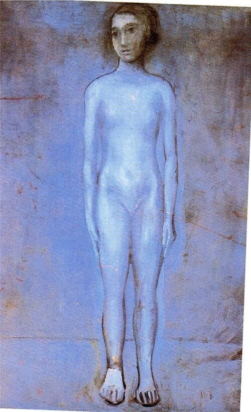 Picasso 9 / 1902 :la période bleue (3)