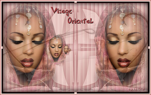 Double Visage Asiatique