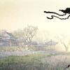 Afro Samuraï et paysage