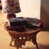 ajout d'une petite lampe pour la lecture..