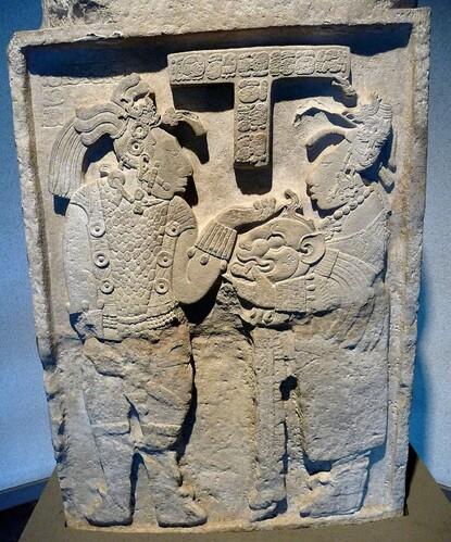 Mexico Musée Pierre maya