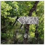 Ourges, village disparu.....