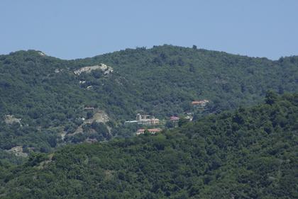 monastere Xeropotamou