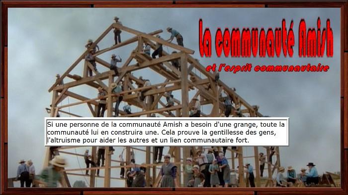 La communauté amish partie 3/3